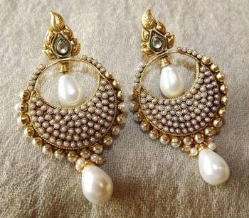 Ethnic Earrings - Perfect match to your Indian outfit