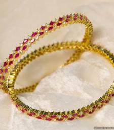 Buy Design no. 16.812....Rs. 2500 pair bangles-and-bracelet online