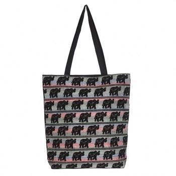 BLACK Rajasthani Handbags for Women