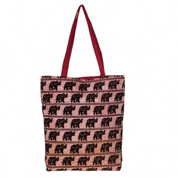 MAROON Rajasthani Handbags for Women