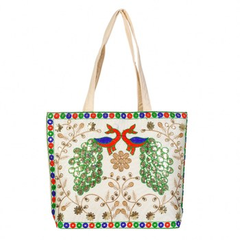 MULTI Rajasthani Handbags for Women