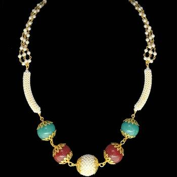Traditional Necklace Jewel