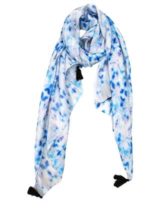 Classy Muslin Fabric Multicolor Printed women scarf/Stoles
