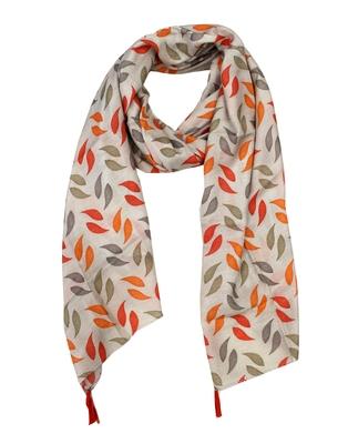 Pretty Muslin Fabric Multicolor Printed women scarf/Stoles