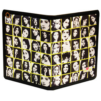 Yellow Diva ipad cover
