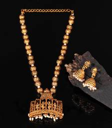 Temple Necklace Sets