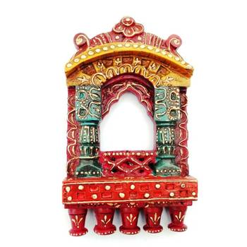 Ethnic Jharokha - Hand painted