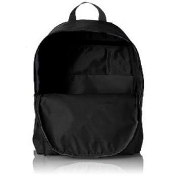 LeeRooy Print Plain Black Backpack