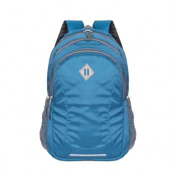 LeeRooy Red 2 Big Part Tourister Laptop Backpack