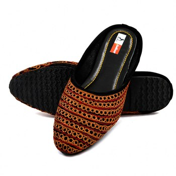 Cotton Punjabi Jutti For Women