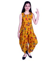KBKIDSWEAR DEGINER top WITH DHOPTI PANT