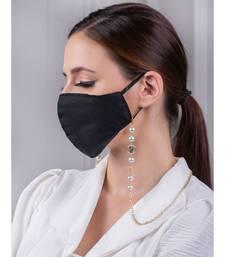 Ultra-fine Grey Gold multipurpose mask chain