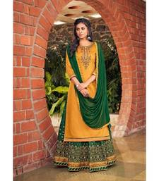 Pure Silk Ethnic Gowns