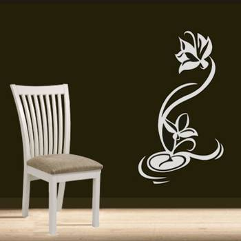 Lotus - wall art