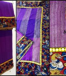 Buy exclusive kalamkari sarees kalamkari-saree online