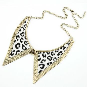 Leopard Collar Neckpiece