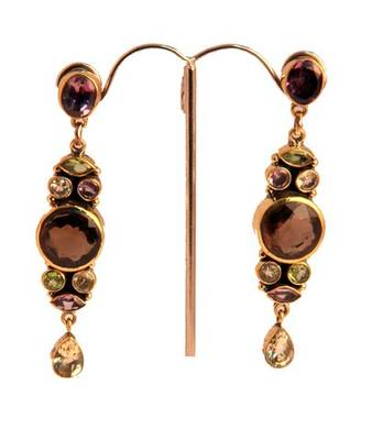 Madhuri Dixit style earrings