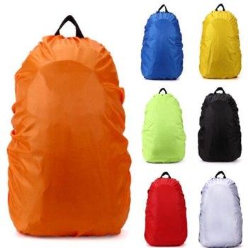 Waterproof Backpack-Rucksack Rain Protection Cover (15L)_Pack Of 2
