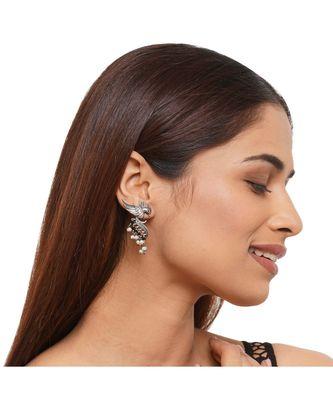 Antique Polish Earring