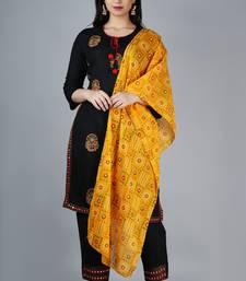 PeerShah Embroidered Kurta Set With Dupatta