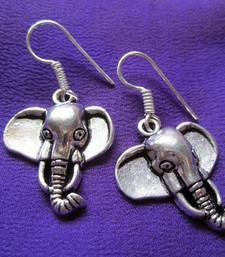 Buy Ganesha Earrings danglers-drop online