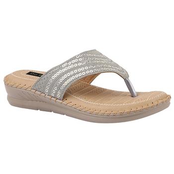 Do Bhai Women Dr Sole Comfortable Flats