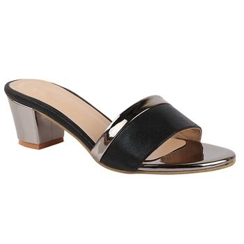 Do Bhai Women Stylish Block Heels