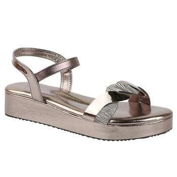 Do Bhai Women Stylish Heeled Sandals