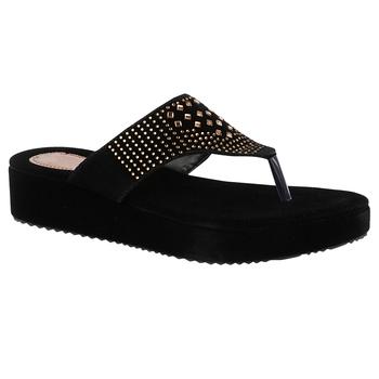 Do Bhai Women Casual Heeled Sandals