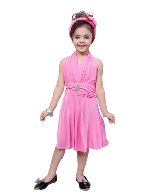 A&A FASHION KNEE LENGTH PARTY WEAR FROCK