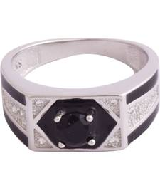Silver cubic zirconia 925-sterling-silver-rings