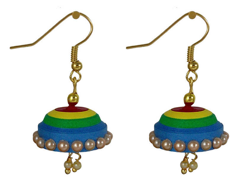 Buy paper online for college quilling earrings