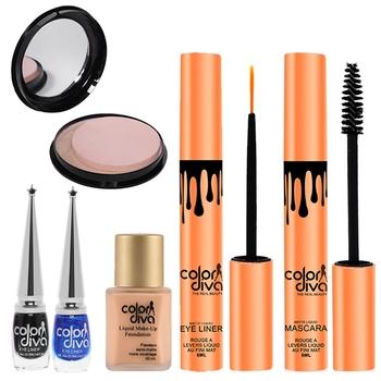 New Premium Makeup Kit For Womens & Girls (Pack of 6)