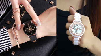 Unique Attractive analog watches for Girls and womens(pack of 2)