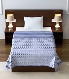 Jaipuri Single Bed Dohar Lightweight Reversible Dohar for Single Bed Blanket/Duvet/Quilt/AC Dohar Multi Stars Print