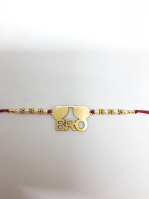 Gold jewellery-box