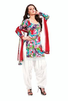 Party Wear Dress Material Jhalak216