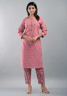 Attractive Straight Kurti With Pant