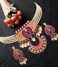 Purple zircon jewellery