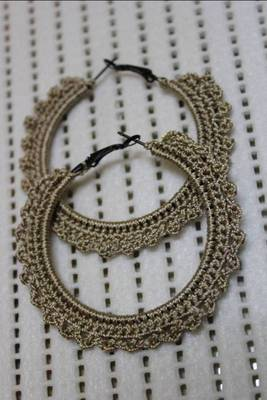 Elegant Hoop Earrings