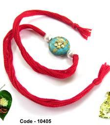 Buy Jewel Kundan 2015 Rakhi rakhi-gift-hamper online