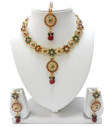 Gokru Neckless Set