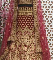 exclusive Bridal Lehnga