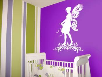 Angel-On-The-Wall-Decal