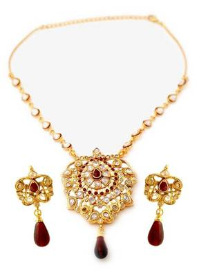 Jewelry Set From Kshitij