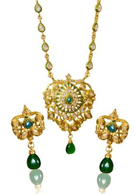 Jewelry Set From Kshitij