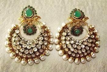 Beatiful Antique Earrings