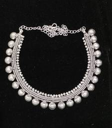 Traditional Oxidised Design Necklace for Women and Girls