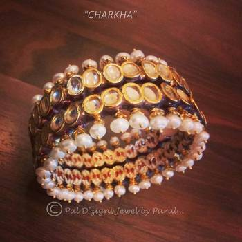 Charkha - Bangle
