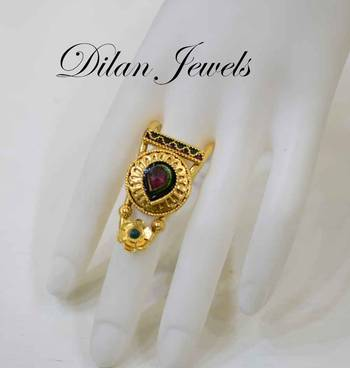 Designer Ethnic Ring